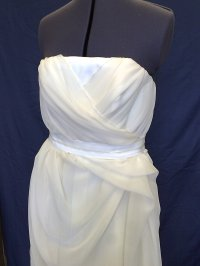 Grecian Wedding dress (summer 2008)