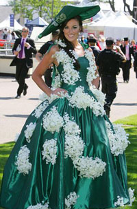Andy Piccos - Miss England at Ascot